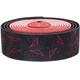 Supacaz Super Sticky Kush Handelbar Tape Star Fade red/black